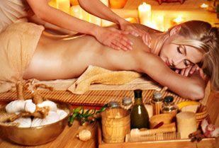 El deleite de un masaje tántrico