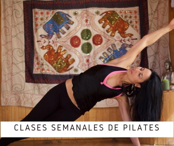 Pilates en Calicanto