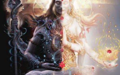 Energía Masculina y Femenina Shiva y Shakti